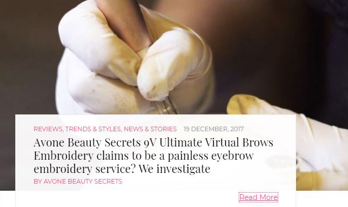Daily Vanity